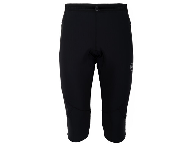 La Sportiva Nucleus Leggings 3/4 Homme, black/grey
